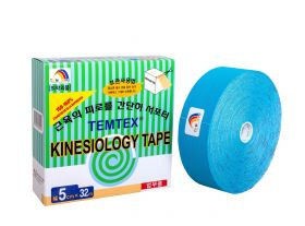 Kinesiology Tape 5cm x 32mt BLUE