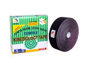 Kinesiology Tape 5cm x 32mt BLACK