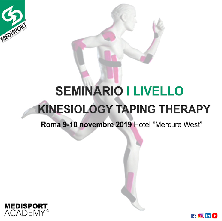 SEMINAR I LEVEL KINESIOLOGY TAPING